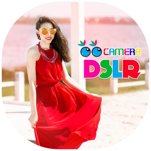 HD DSLR Camera Effect