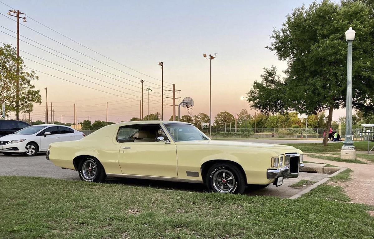 Pontiac Grand Prix Hire Austin