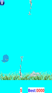Flying Bird Free Game : The Flappy Adventure - náhled