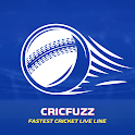 CricFuzz - Fastest Cricket Live Line icon
