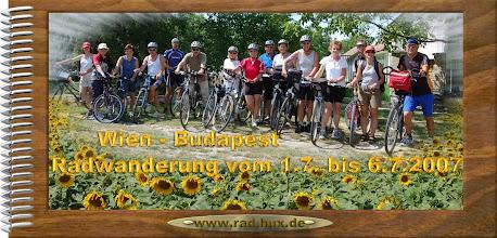 Photo: Eine wunderschöne Radlwoche mit tollen Teilnehmern. www.bayernfranz.de