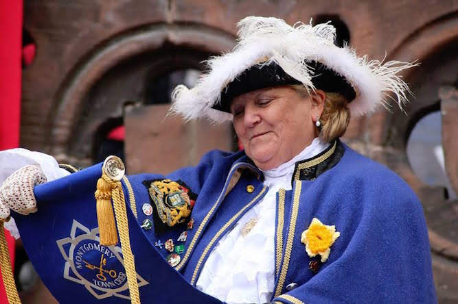 Last shout for a Town Crier