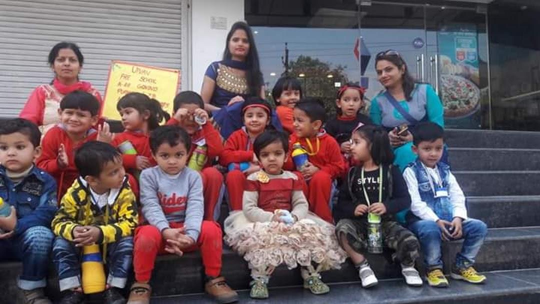 Upvan PreSchool Best Play School In Govindpuram/Best