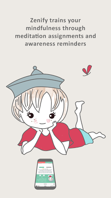 Zenify: Meditation Mindfulness - screenshot