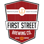 Logo of First Street Dld Dunkelweizen