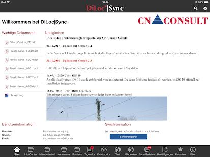 DiLoc|Sync - náhled