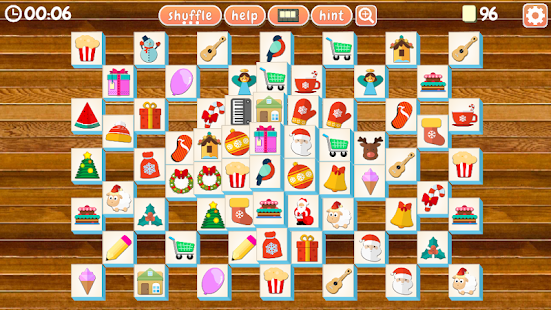 Mahjong Holiday Joy 2016- screenshot thumbnail