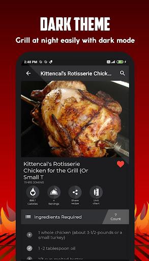 Foto do Barbecue Grill Recipes