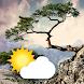 リアルな天気のオールシーズンズライブ壁紙 Realistic Weather All Seasons - Androidアプリ