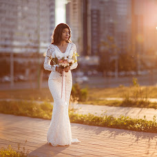 Wedding photographer Andrey Guzovyako (waterman). Photo of 01.09.2018