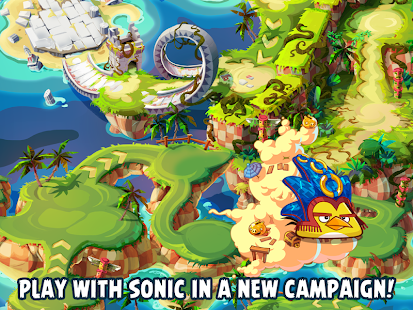 Angry Birds Epic feat. Sonic- screenshot thumbnail