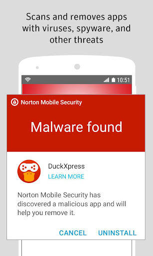 Norton Security and Antivirus 4.4.0.4302 screenshots 1