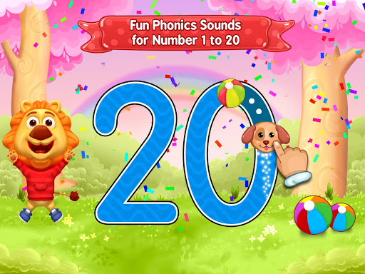 123 Numbers - Count & Tracing 1.1.3 screenshots 9