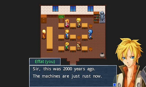 RPG Eve of the Genesis 2.5.0 Mod APK Latest Version 2