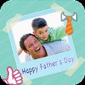 Father's Day Profile Maker icon
