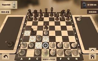 Screenshot of Chess Fusion Free