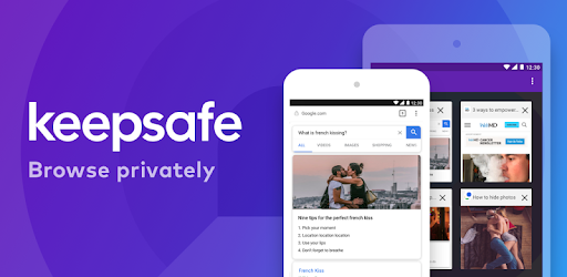 Keepsafe Browser: Stay Private with a VPN & Vault - Apps on