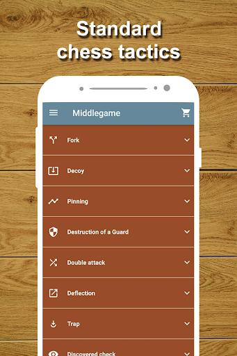 Chess Coach - Chess puzzles 1.89 screenshots 2