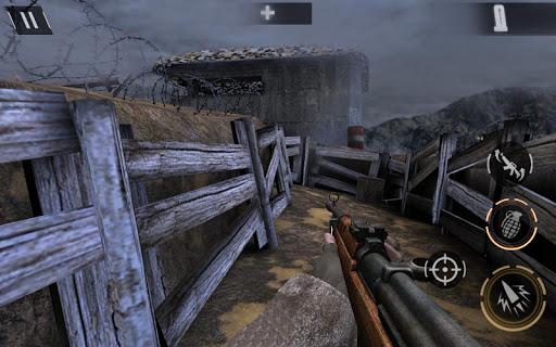 Call of World War 2 : Battlefield Game filehippodl screenshot 6