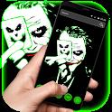 Green Neon Joker Theme icon
