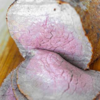 Brined Roast Beef