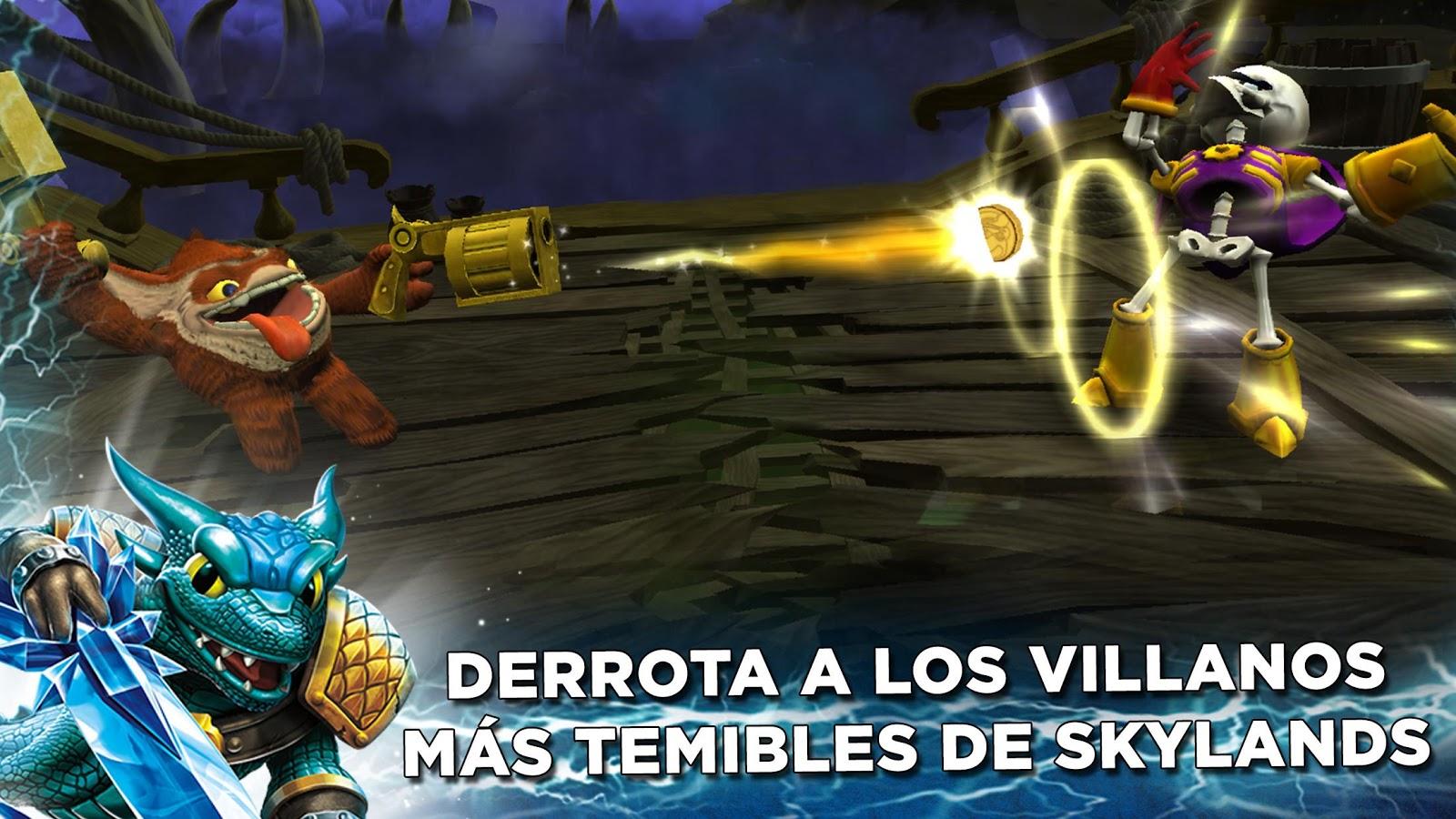 Skylanders Battlecast MOD APK