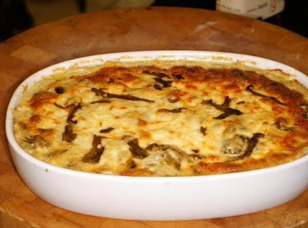 Potato Green Chile Gratin Recipe