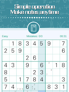 Download Magic Sudoku-Classic Number Games For PC Windows and Mac apk screenshot 7