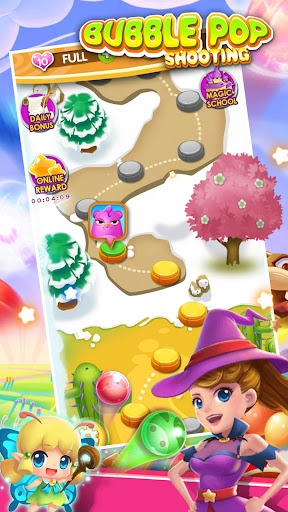 Bubble Pop - Classic Bubble Shooter Match 3 Game apkpoly screenshots 2