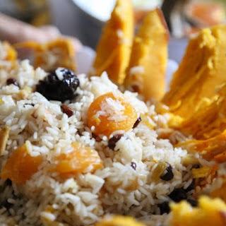 Armenian Dish Ghapama.