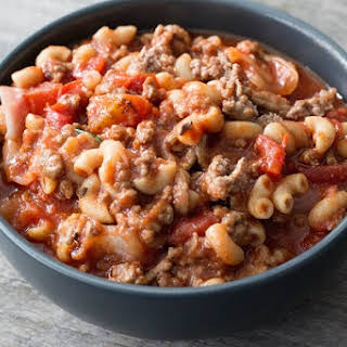 Baked Beefaroni Recipes.