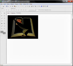 Photo: How to do with Ulead Gif Animator 5 with screenshots By Johanne Blouin Bourque