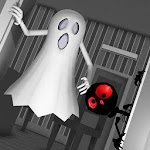 Scary Ghost House 3D Icon