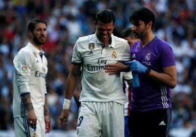 Pepe manquera  le match face au Bayern Munich