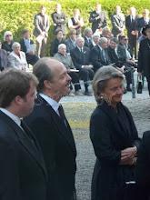 Photo: Fürst Andreas and Fürstin Alexandra zu Leiningen
