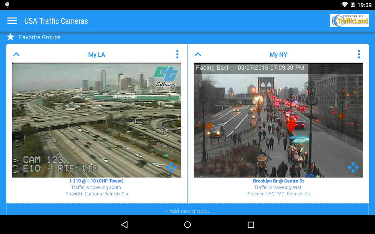 USA Traffic Cameras- screenshot