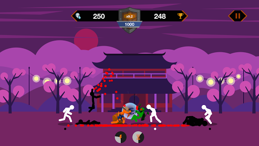 Stick Fight 2 1.1 screenshots 2