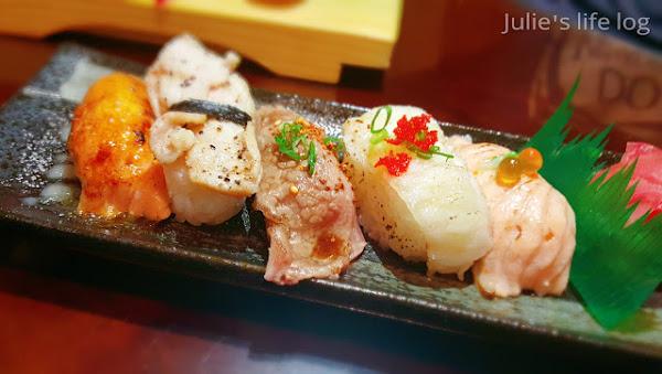 紅瓦町炸蝦壽司(台南新市)-南科附近平價又好吃日式料理~