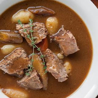Perfect Pot Roast.
