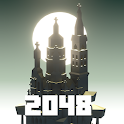 Age of 2048™: World City Merge Games icon