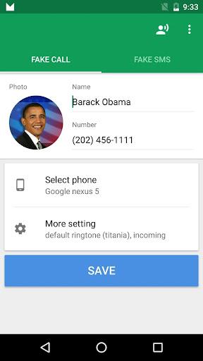 Fake Call  screenshots 3