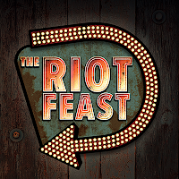 The Riot Feast logo