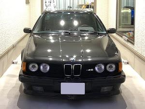 M6 E24 88年式 D車のカスタム事例画像 とありくさんの2019年07月13日20:05の投稿