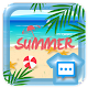 Summer beach skin for Next SMS Download for PC Windows 10/8/7