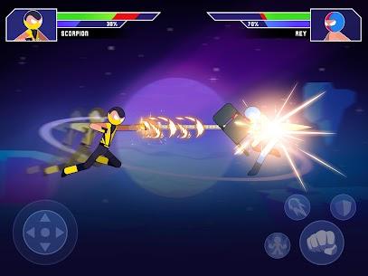 Galay of Stick: Super Champions Hero For PC Windows 10 & Mac 8