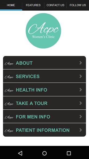 ACPC Womens Clinic