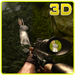 Wild Rabbit Hunter Simulator Icon