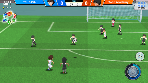 Captain Tsubasa ZERO -Miracle Shot- filehippodl screenshot 3