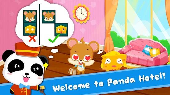 Baby Panda Hotel - Puzzle Game - náhled
