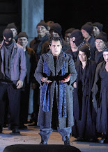 Photo: MACBETH/ Wiener Staatsoper am 8.6.2016. Jorge de Leon. Copyright: Wiener Staatsoper/ Michael Pöhn